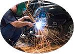 Кузовной ремонт, сварочные работы